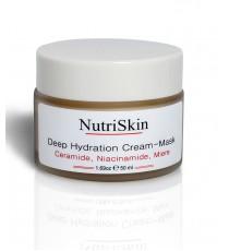 Crema-masca cu hidratare profunda Deep Hydration Cream-Mask