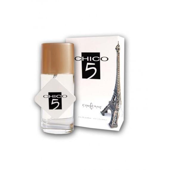 Apa de parfum Cote Azur, Classic Women, CHICO 5, 100ml