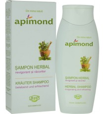 Sampon herbal  revigorant  si racoritor - bio, 250ml