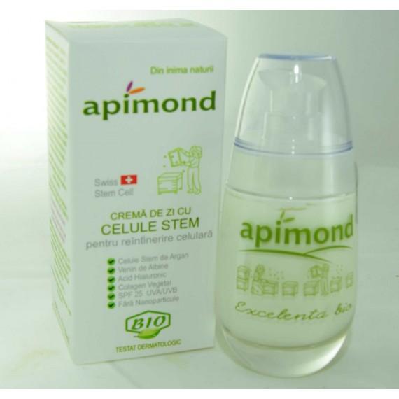 Crema de zi cu celule stem spf 25 - bio, 50ml